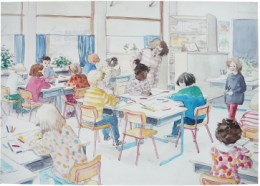 Uitgever - [School]